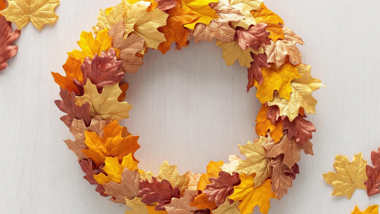 13 Leaf Crafts To Fall In Love With Martha Stewart