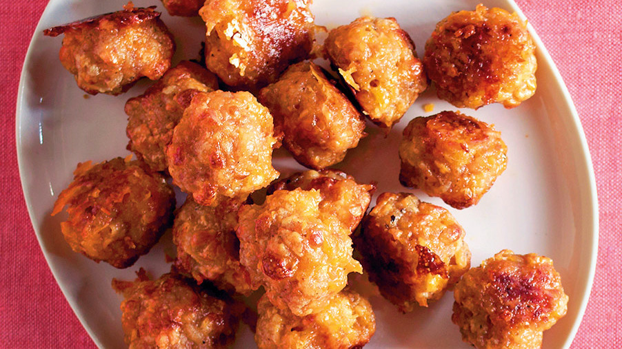 Easy breakfast sausage ball recipes