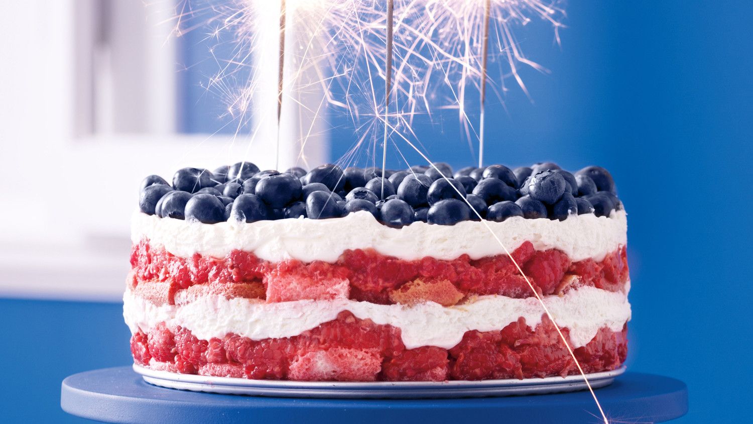 Red White And Blue Desserts Martha Stewart