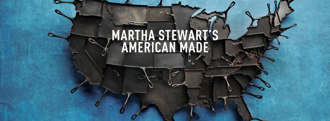 American Made DIY Makers| Martha Stewart