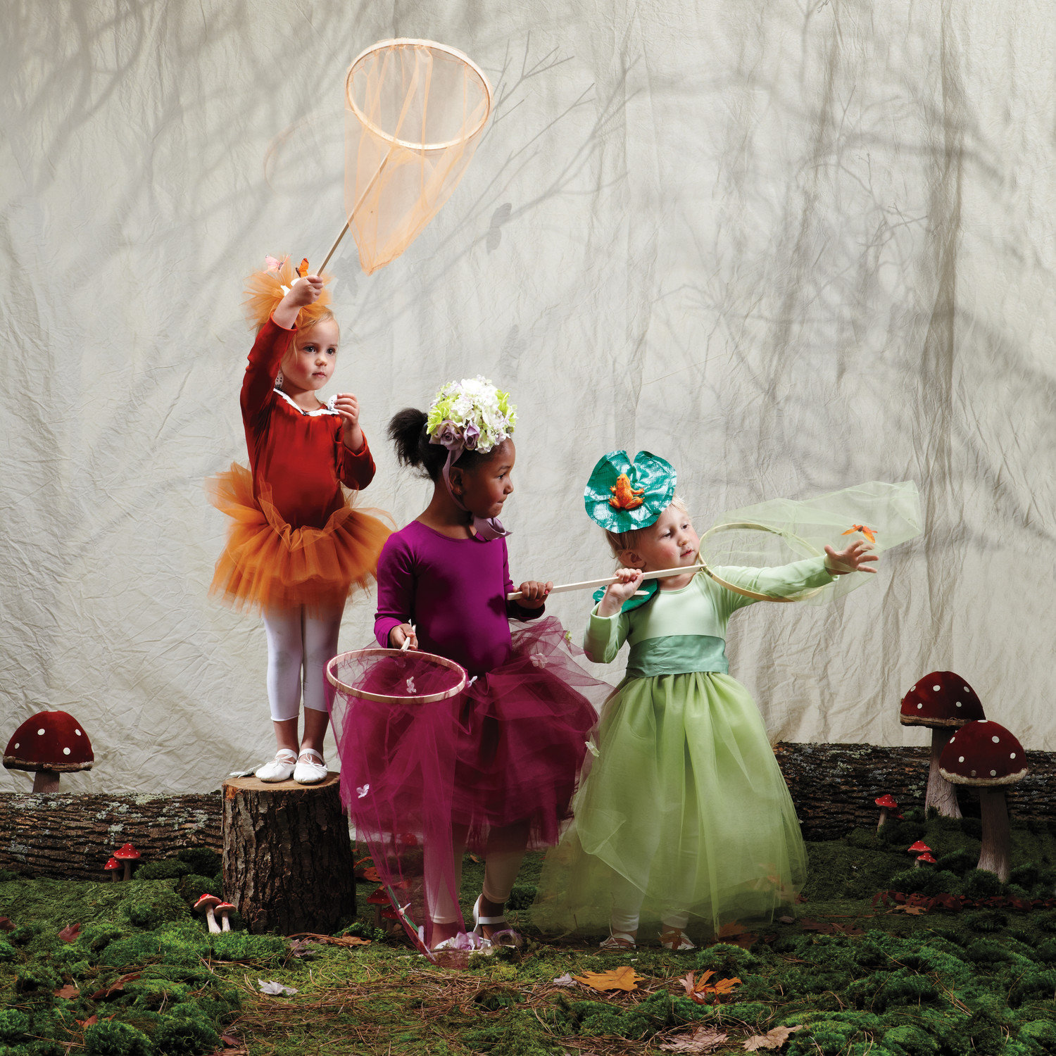 Woodland Fairy and Sprite Costumes | Martha Stewart