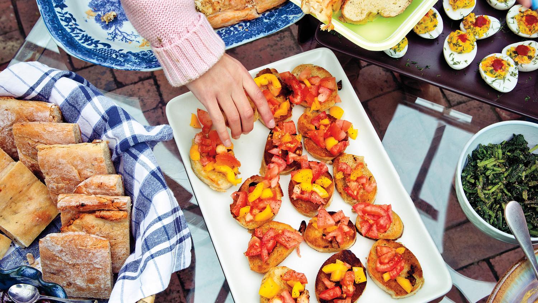 Potluck Dinner Party Ideas Part - 45: Potluck Recipes U0026 Ideas
