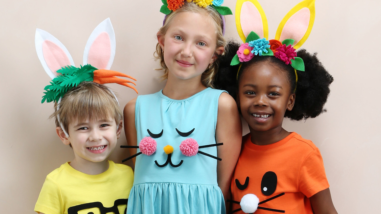 Easter Bunny Outfits