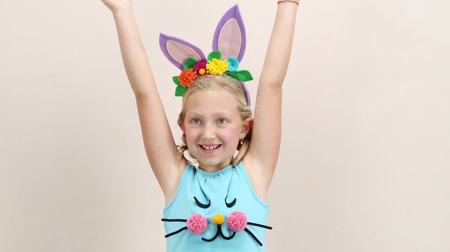 Easter Bunny Headbands