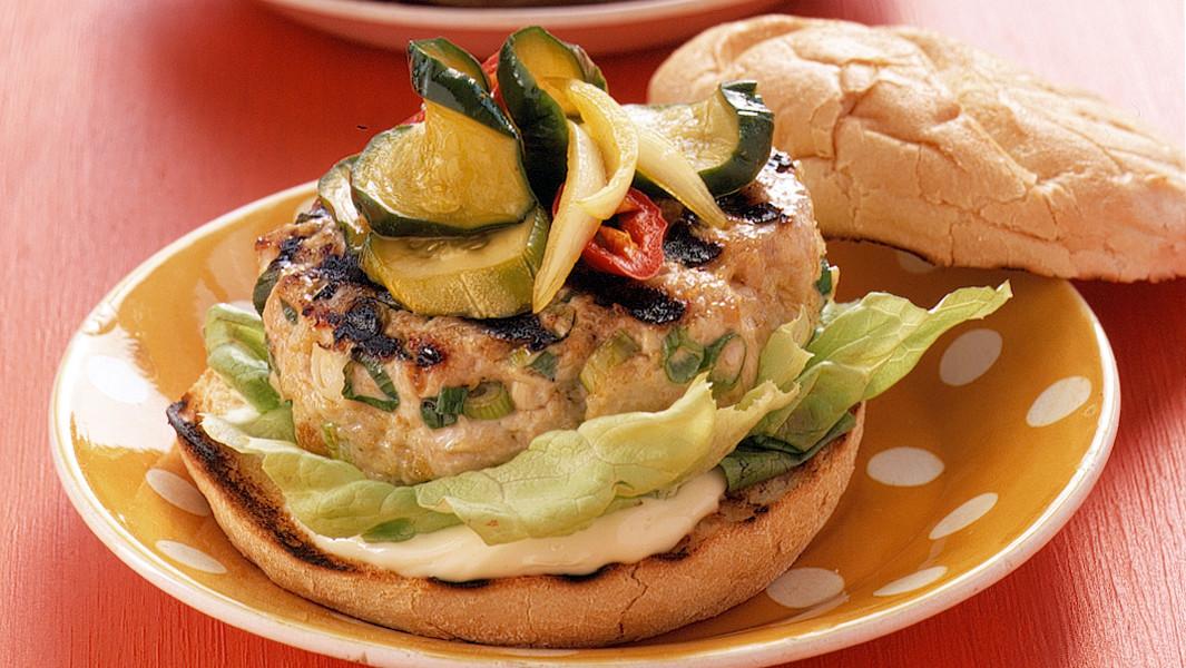 Our Favorite Turkey Burger