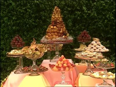 Brilliant How To Create A Dessert Buffet Interior Design Ideas Apansoteloinfo