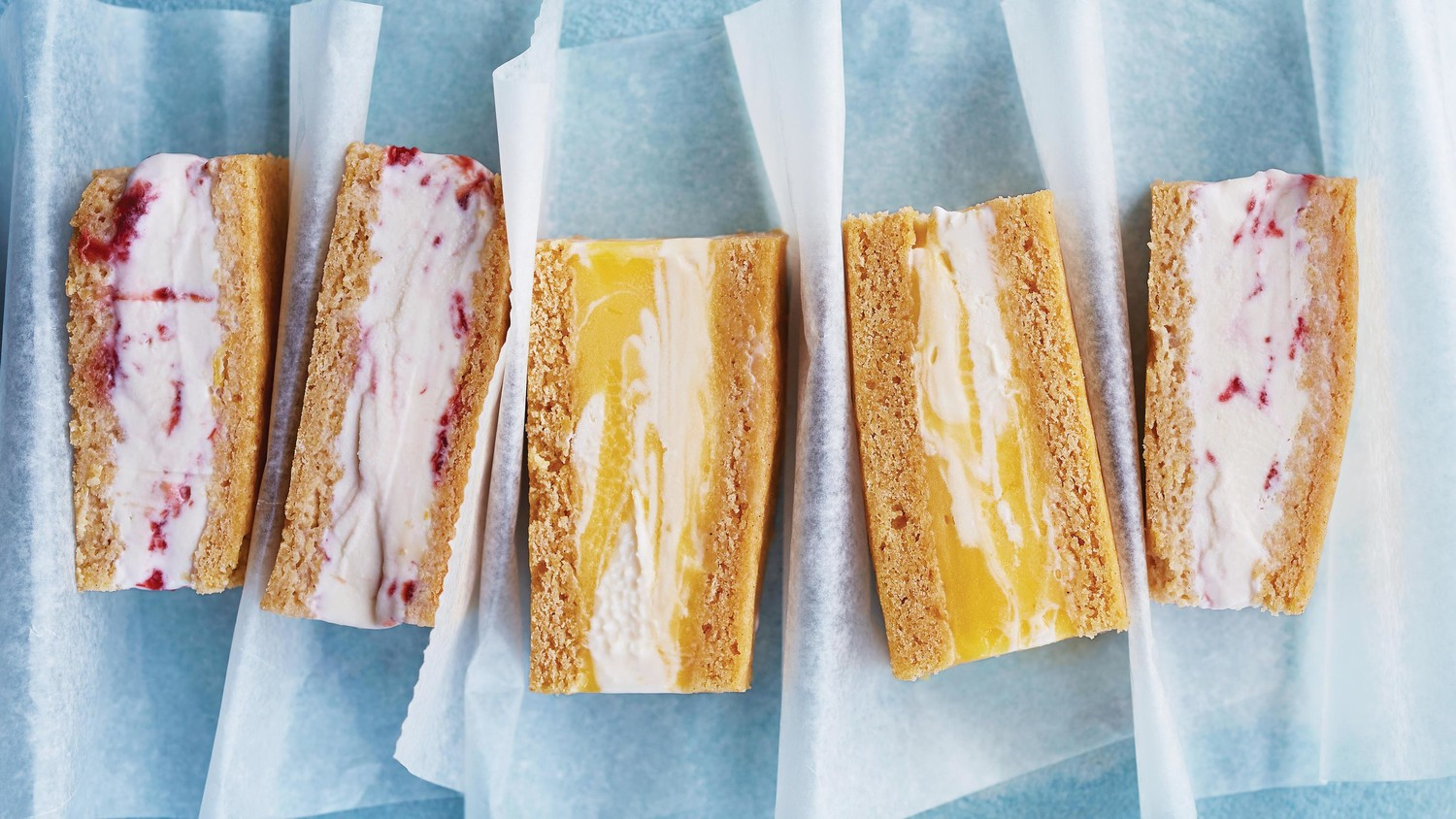 Sweet Sandwiches for Breakfast, Snacks, and (Especially) Dessert