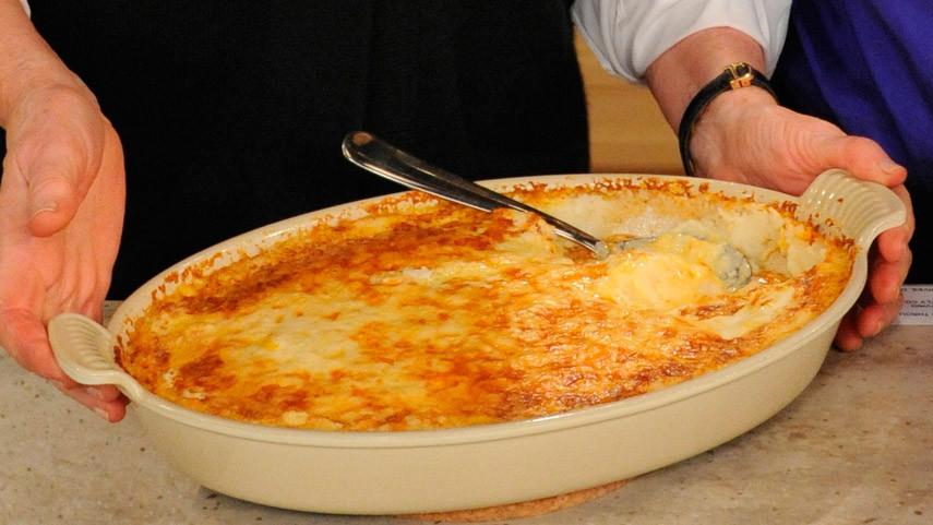 Mashed Potato Souffle Recipe Amp Video Martha Stewart