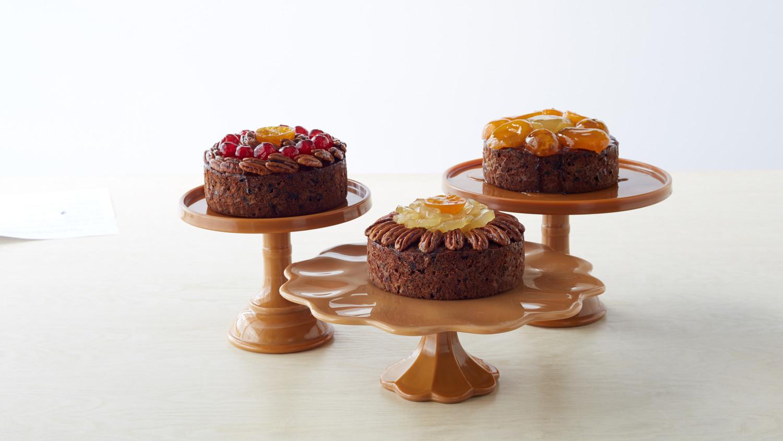 Martha Washington Fruit Cake Recipe