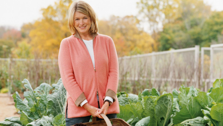 A Tour Of Martha S Vegetable Garden Martha Stewart