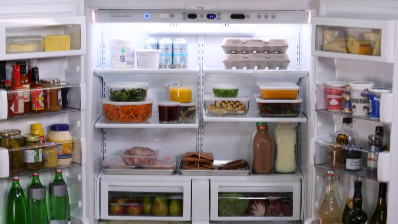 Video Organizing Your Refrigerator Martha Stewart