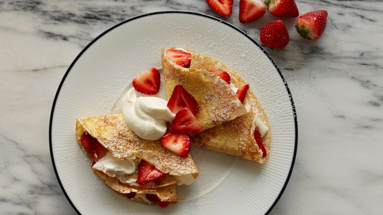 Traditional French Crepe Recipe