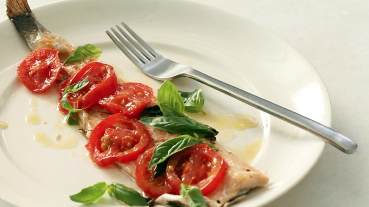 Healthy dinner recipes martha stewart for Healthy fish dinner