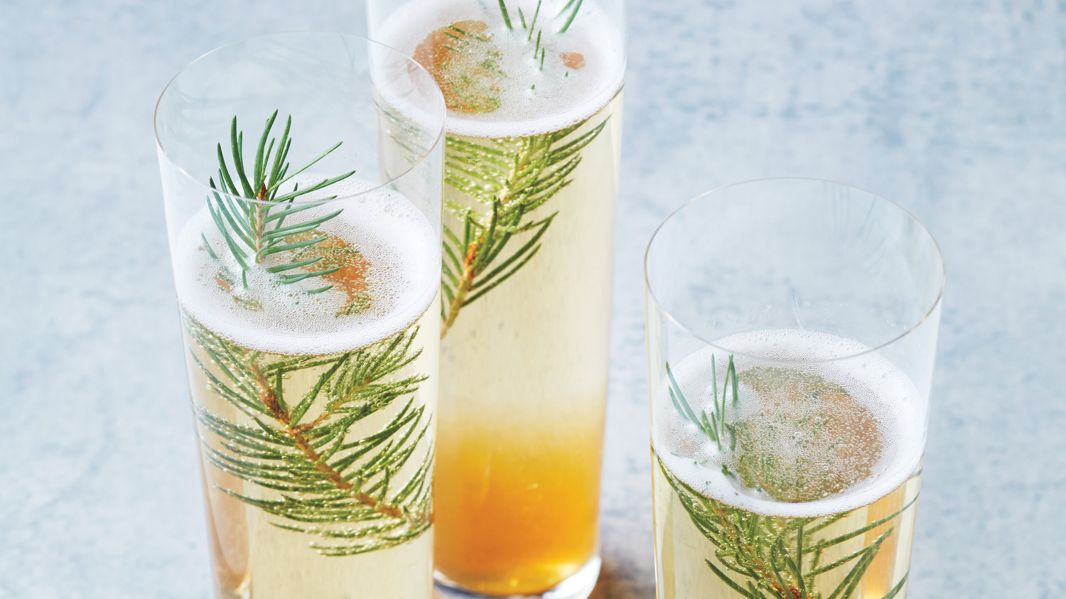 Juniper champagne cocktail for Champagne cocktail