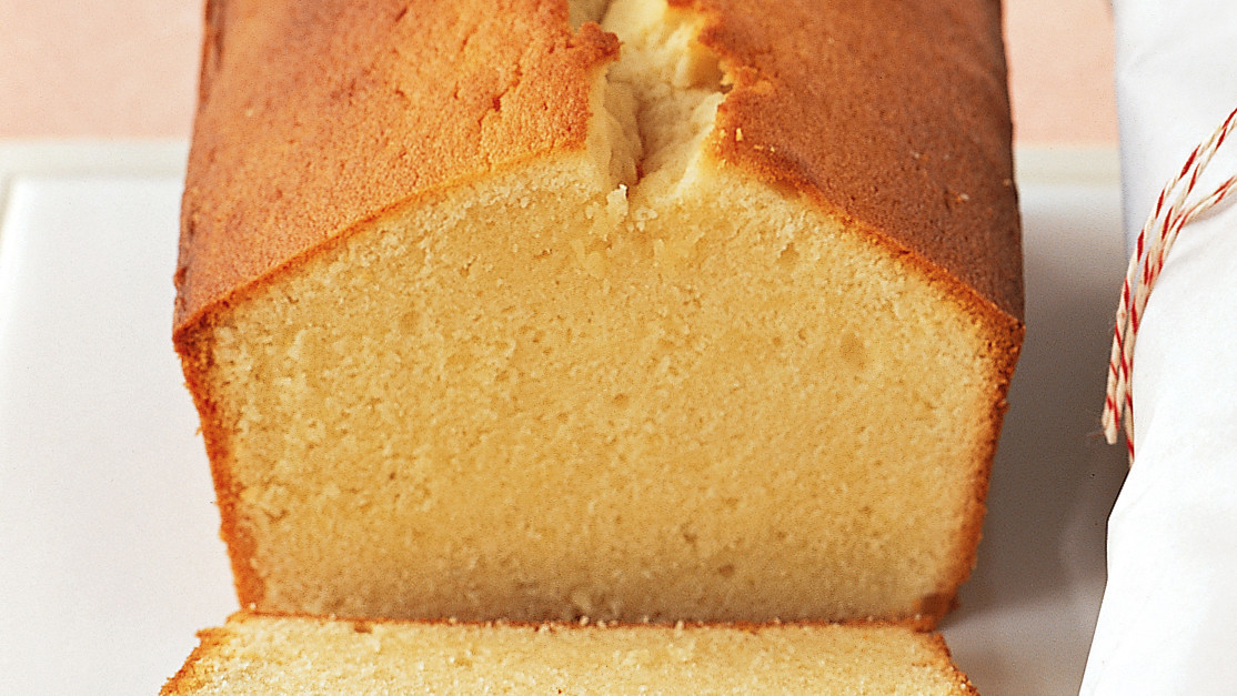 Weight Watchers Pound Cake