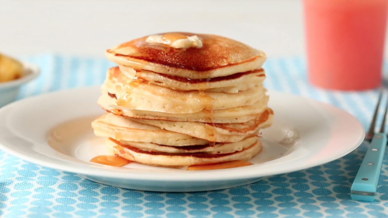 Video easy mothers day pancake recipe martha stewart ccuart Choice Image
