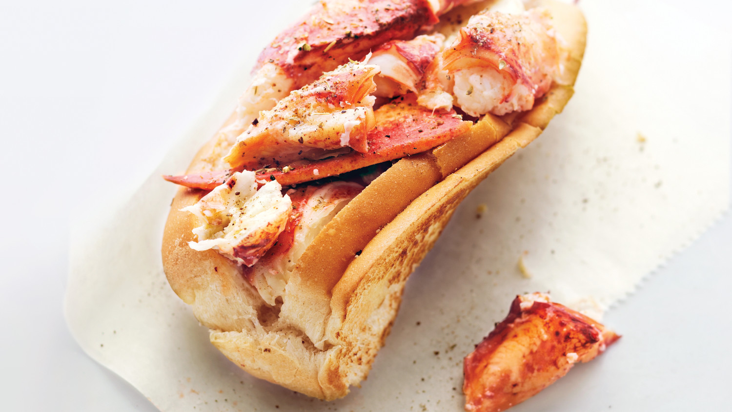 how to cook lobster tails for lobster rolls