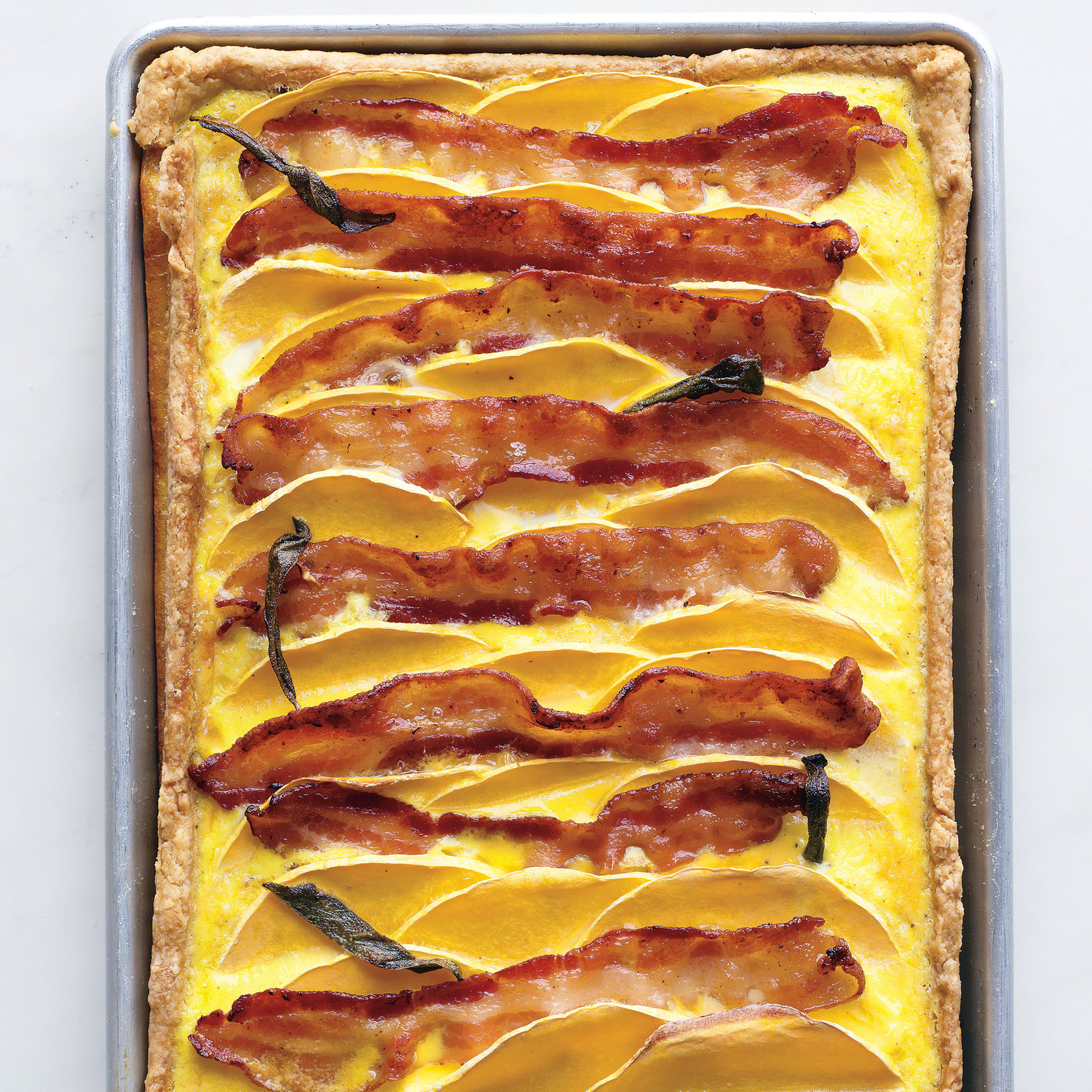 Butternut squash and bacon quiche forumfinder Gallery