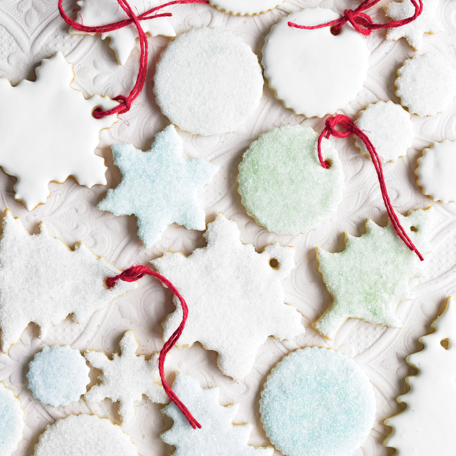 citrus sugar cookies - Decorating Sugar Cookies For Christmas Pictures