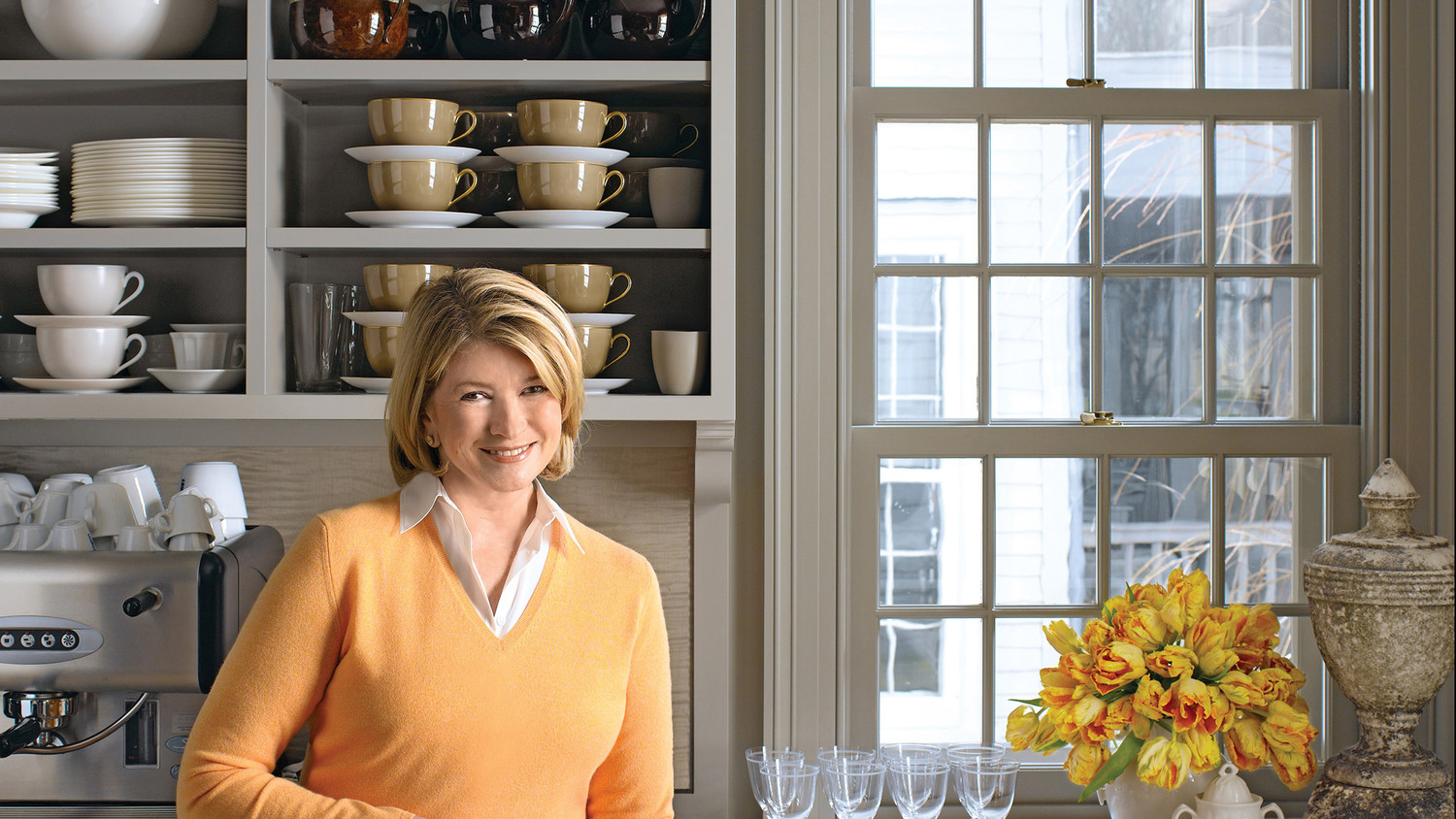 Marthas Top Kitchen Tips Martha Stewart - How to organize kitchen cabinets martha stewart