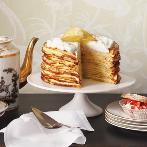 Crepe Cakes Martha Stewart