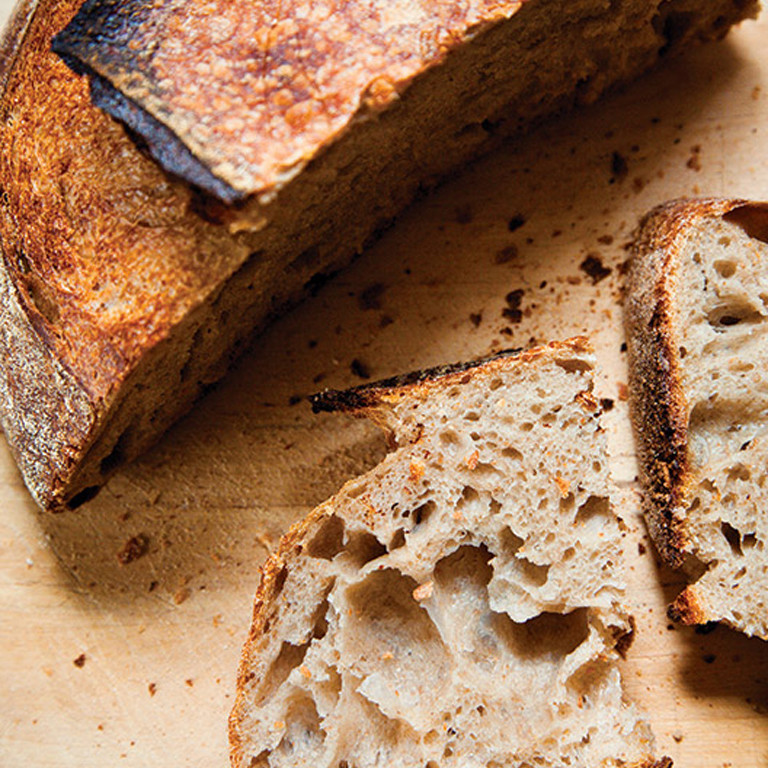 A Step-By-Step Guide to Making Tartine Bakery's Country Bread