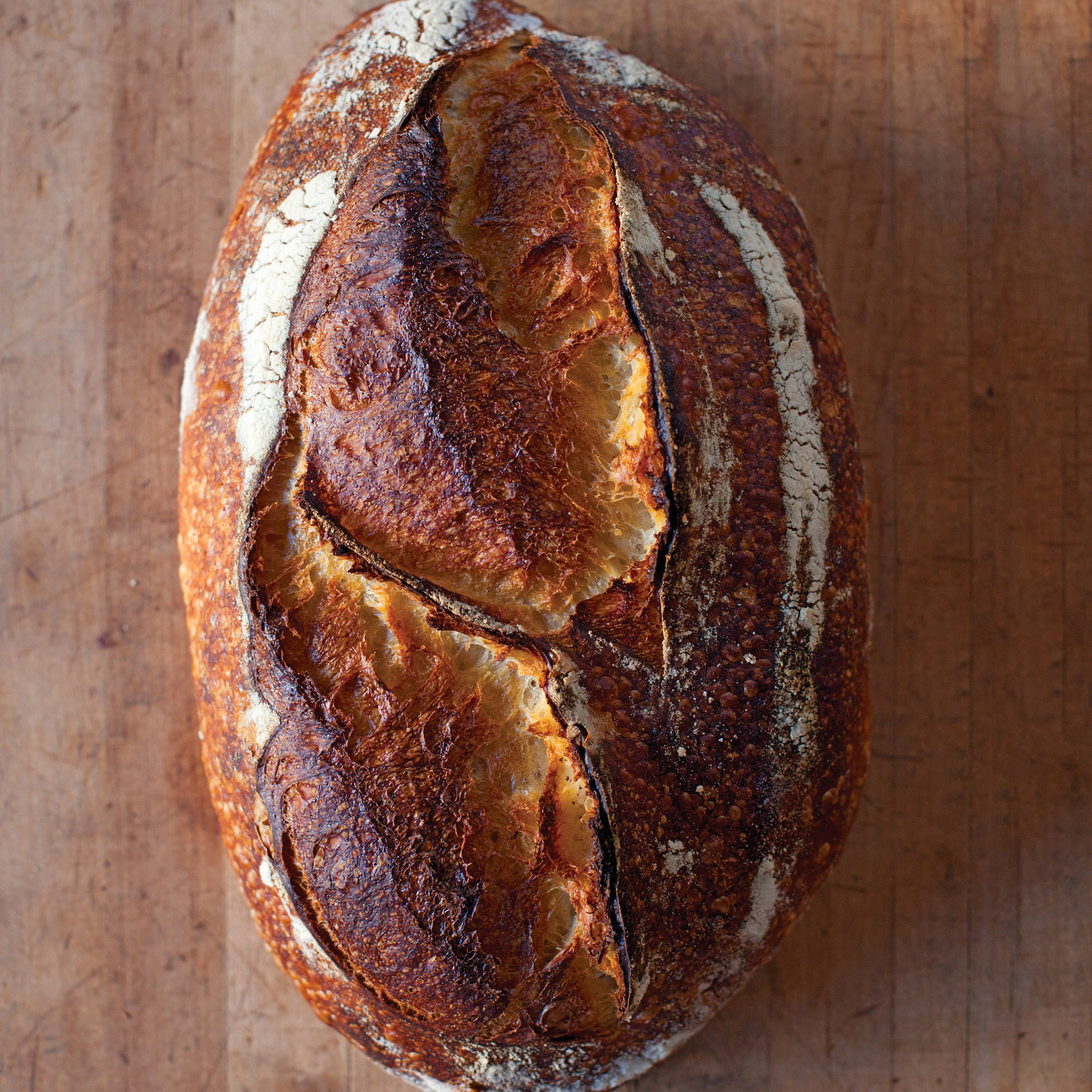 Tartine Bakery S Country Bread