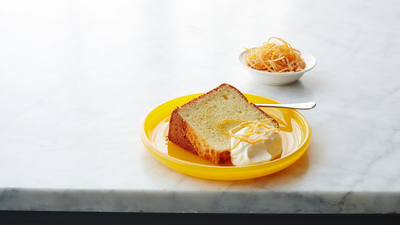 Orange chiffon cake recipes from scratch