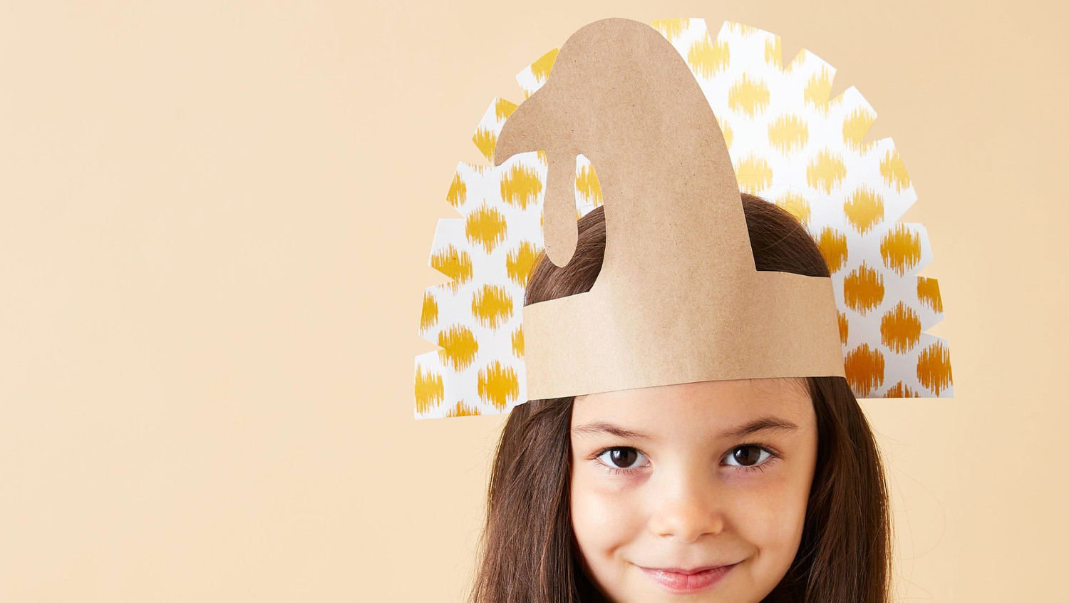 Paper Turkey Hat