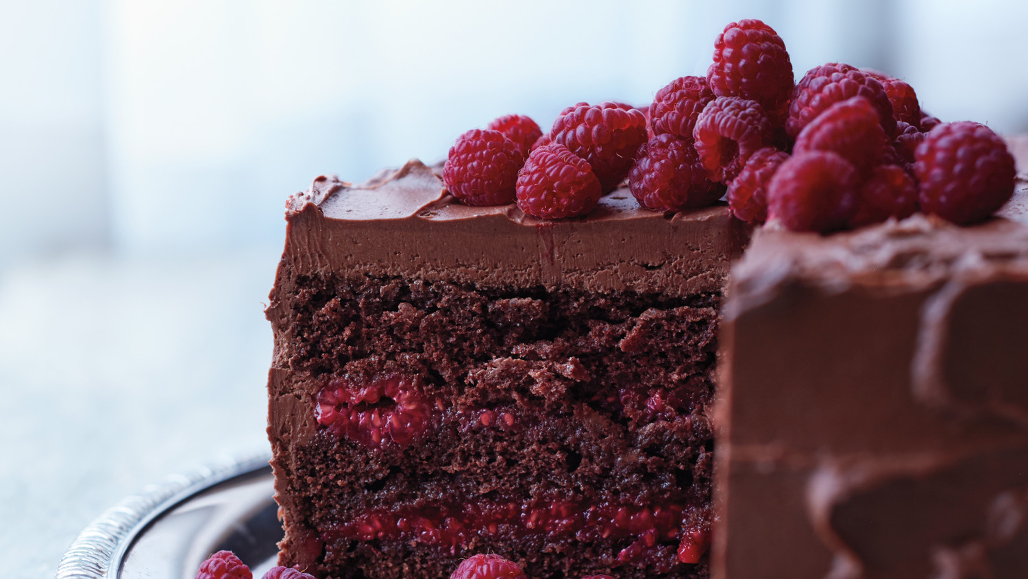 One Bowl Chocolate Cake Gluten Free