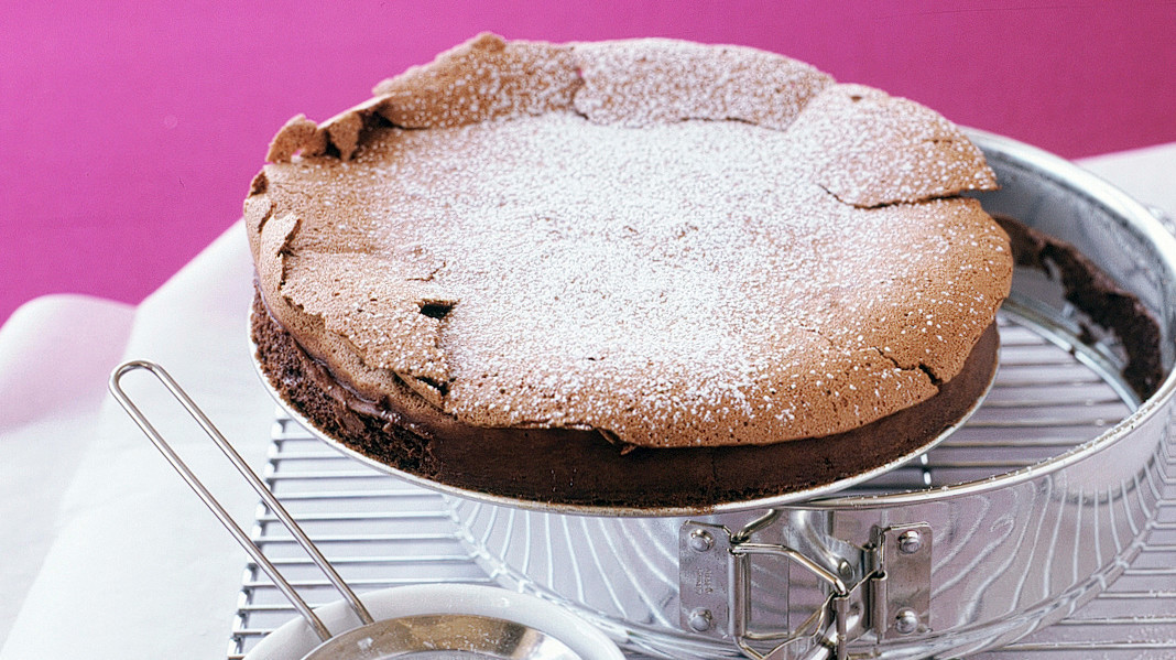 Flourless cake recipes