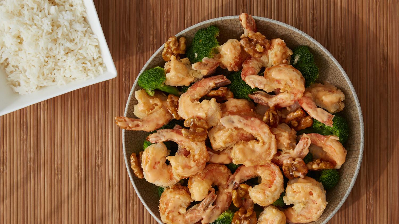 Asian mayonnaise shrimp — photo 9