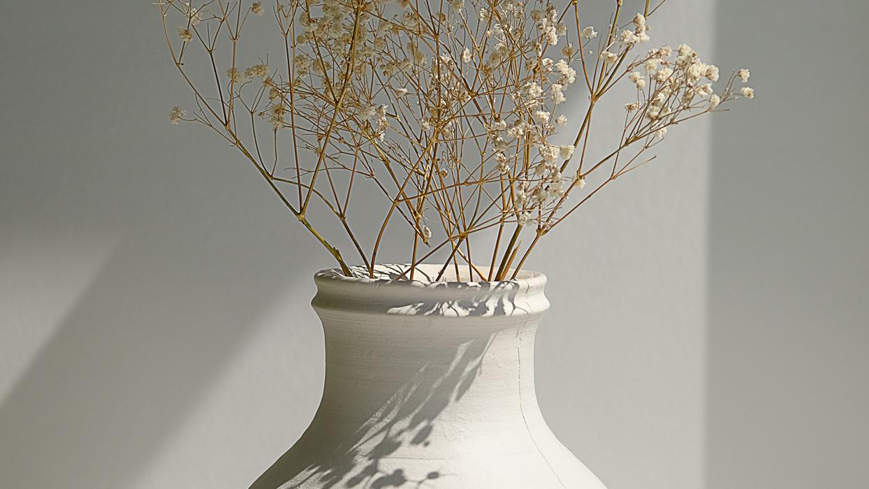 Savings On Jeco Inc Magnesia Decorative Glass Table Vase Glass In Brown Purple Size 8 1 L X 8 1 W X 12 4 H Wayfair Hd Hagj007