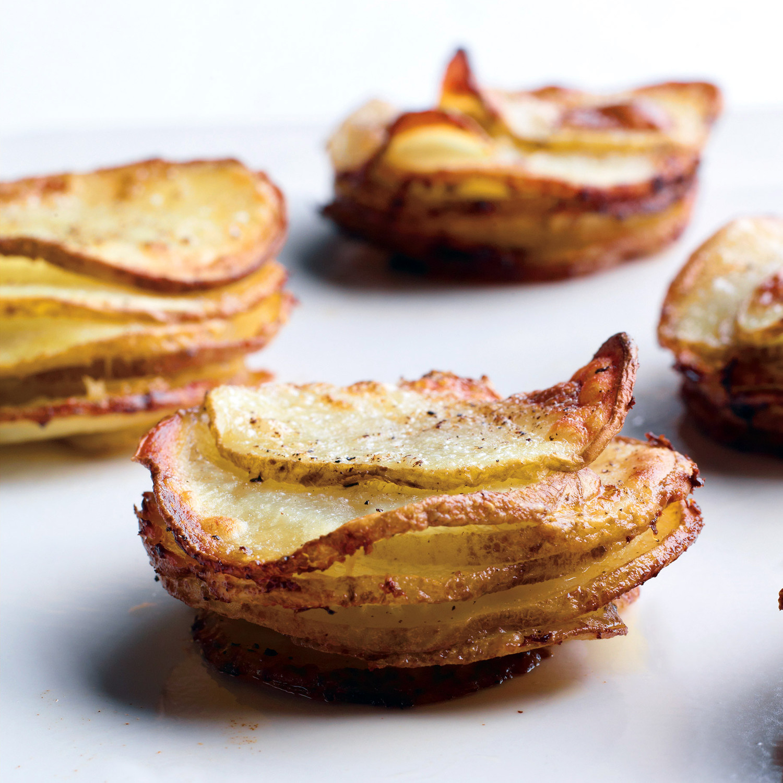 how to make dauphinoise potatoes with single cream