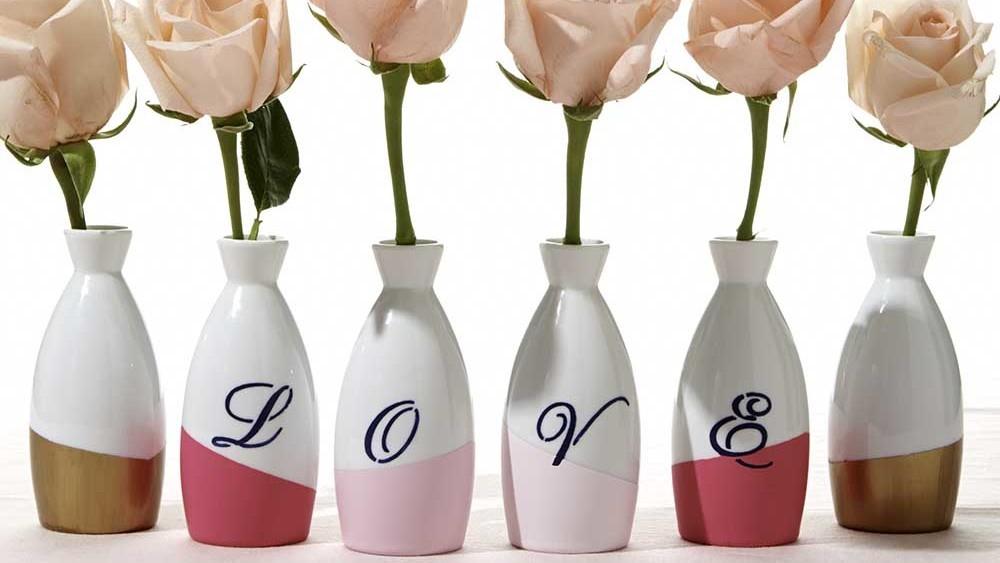 michaels flower vases