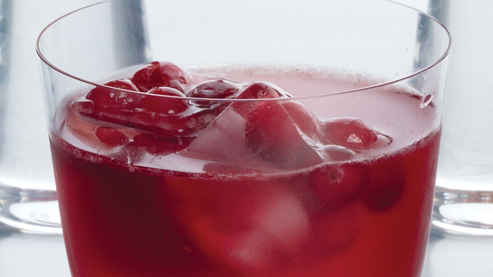 christmas cocktail drink recipes - Christmas Punch Ideas