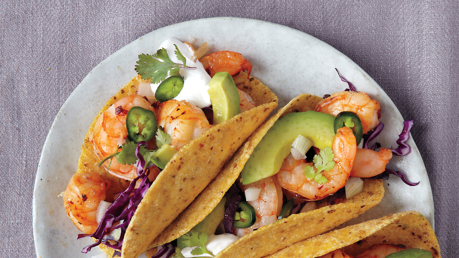 Tex-Mex Grilled Shrimp Tacos Recipes — Dishmaps