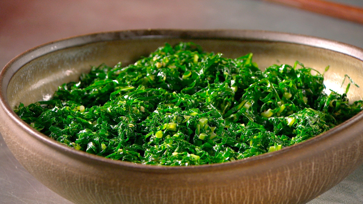 Brazilian Collard Greens Recipe Martha Stewart