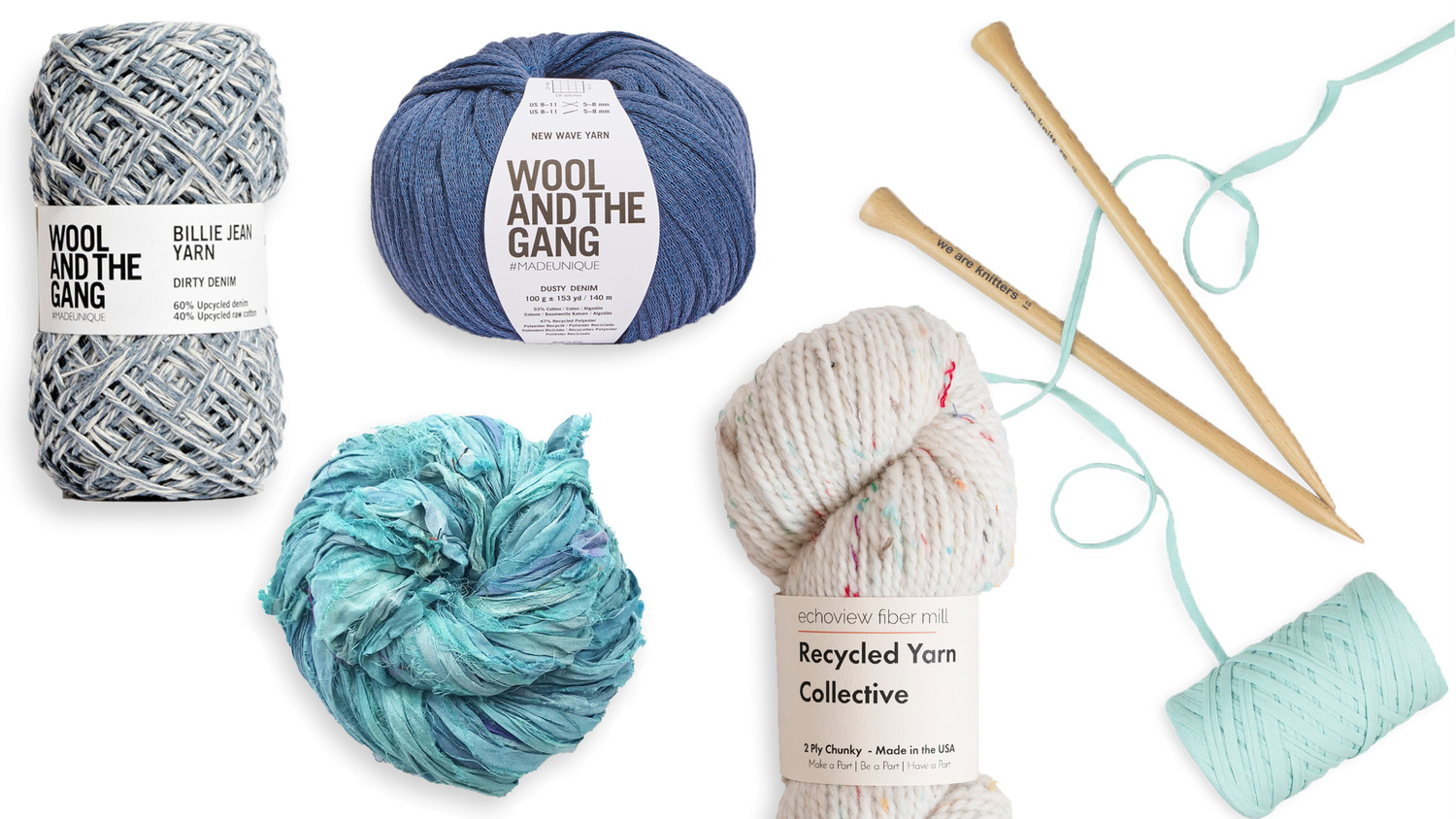 Eco-Friendly Yarns That Help You Do Good with Your Next