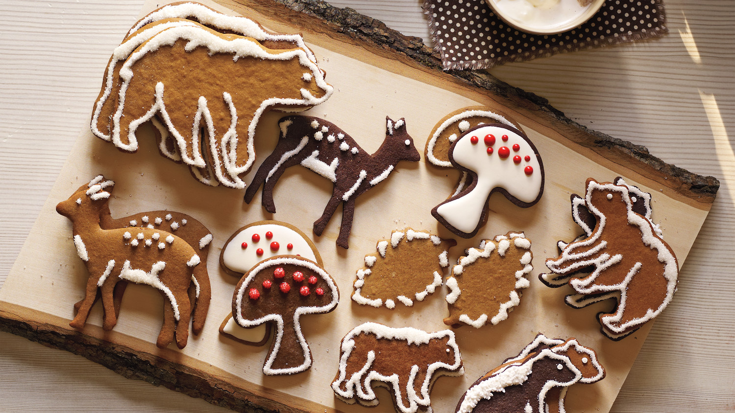 Boiled Gingerbread Cookies