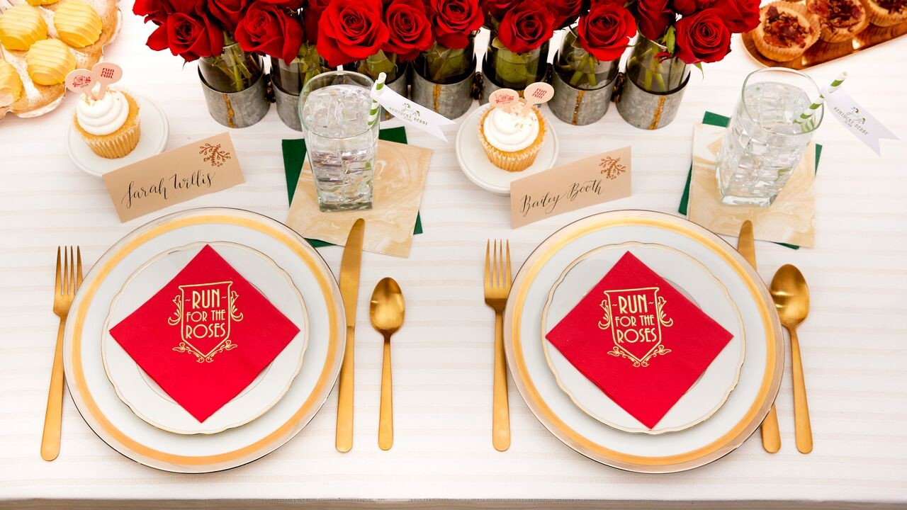 5 Tips To Host A Last Minute Kentucky Derby Party Martha Stewart
