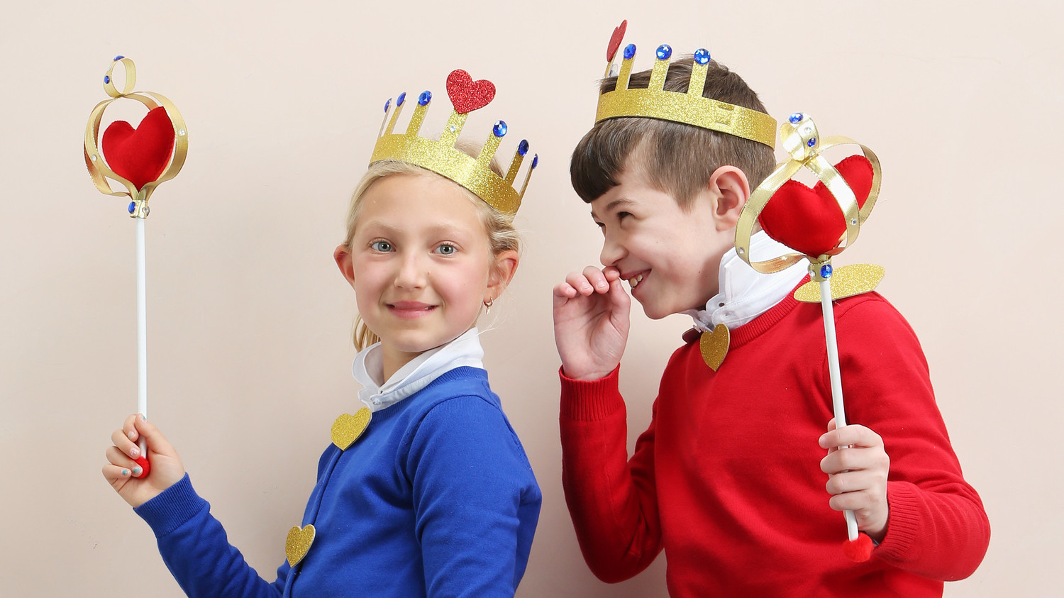 King and Queen of Hearts Costumes | Martha Stewart
