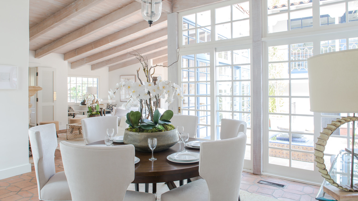 Feast Your Eyes: Gorgeous Dining Room Decorating Ideas | Martha Stewart