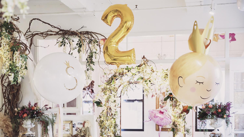 nutcracker party balloons