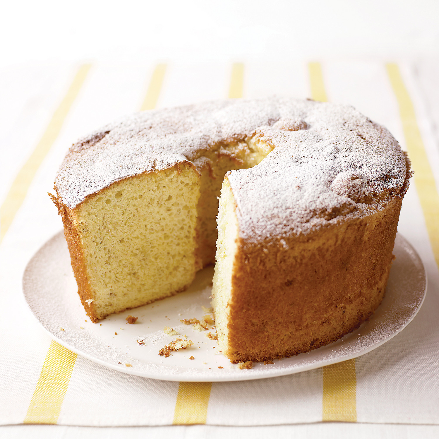 Best Butter Chiffon Cake Recipe