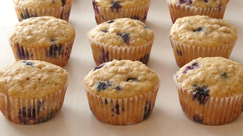 Quick Coffee Cake Muffins