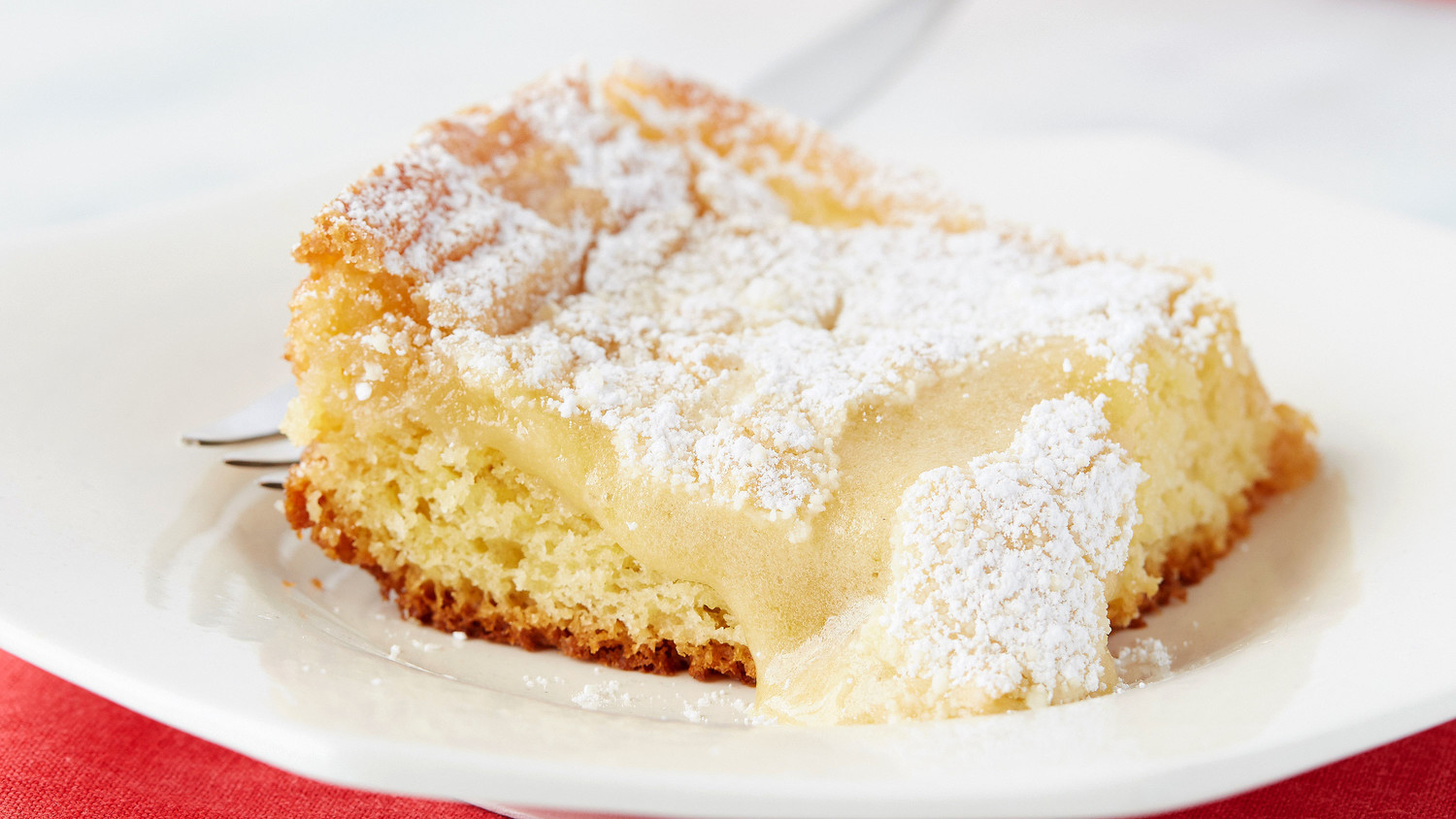 Southern Gooey Butter Cake Recipe