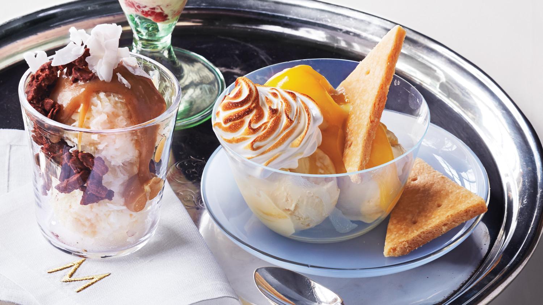 Ice cream sundae at home 52