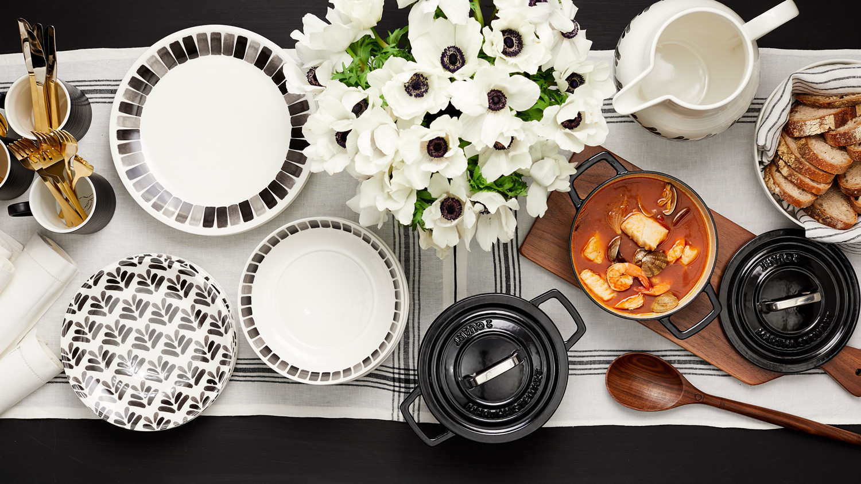 Introducing New Modern Heirloom Kitchenware by the Martha Stewart Collection | Martha Stewart & Introducing New Modern Heirloom Kitchenware by the Martha Stewart ...