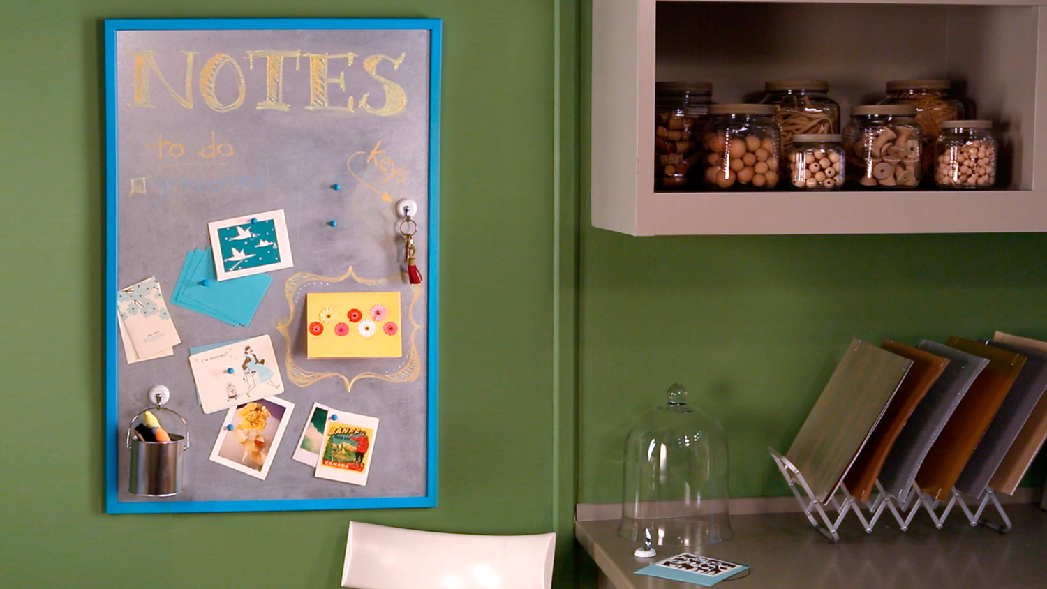 Can I Paint Magnetic Metal With Chalkboard Paint
